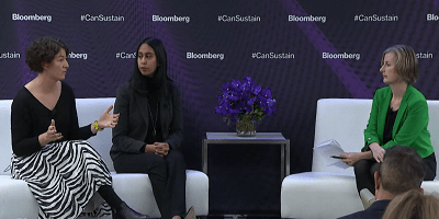 Impact Investing – Bloomberg Interview